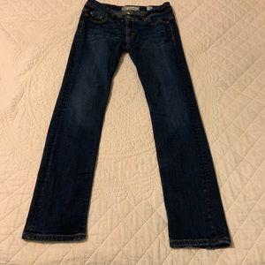 "BKE Payton Skinny Jeans 28 R 30.5"" ins"